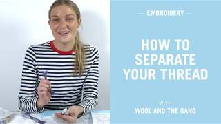 How to separate your thread