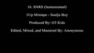 Soulja Boy - SNRS (Instrumental)