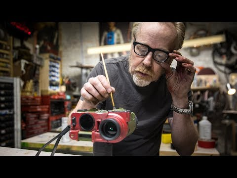 Adam Savage's One Day Builds: Blade Runner 2049 Binoculars!