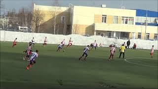 Фрагменты игры с ФК Руза, счет 3:3