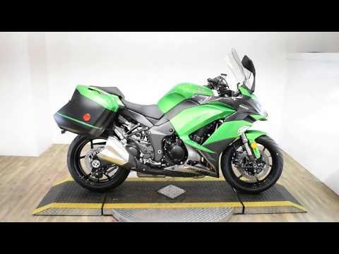 2017 Kawasaki Ninja 1000 ABS in Wauconda, Illinois - Video 1