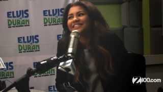 Zendaya Coleman, Интервью Зендаи на радиостанции «Z100» в Нью-Йорке, которое состоялось в ноябре.
