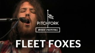 Fleet Foxes - English House - Pitchfork Music Festival 2009
