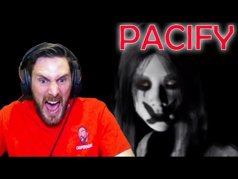 Fully Grown Man Screams Like A Girl - Pacify Gameplay