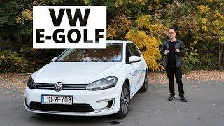 To gdzie ten wydech? Bo dostaliśmy mandat... Volkswagen e-Golf na co dzień (Golf Story - odc. 5)