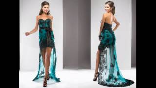 Los vestidos de noche mas elegantes