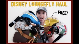 How to get AFFORDABLE or FREE Disney Loungefly Bags!! ||BoxLunch Haul!