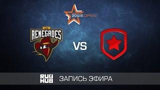 Renegades vs Gambit Gaming - DreamHack Winter - de_cache