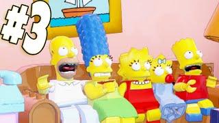 LEGO Dimensions - Part 3 HOMER SIMPSON'S House! (Wii U Walkthrough)