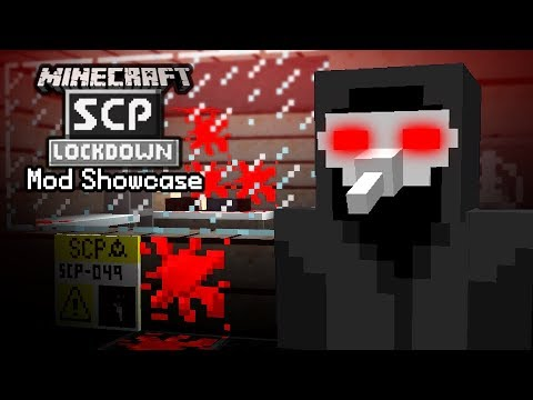SCP-049's CONTAINMENT BREACH! (Minecraft SCP Roleplay)