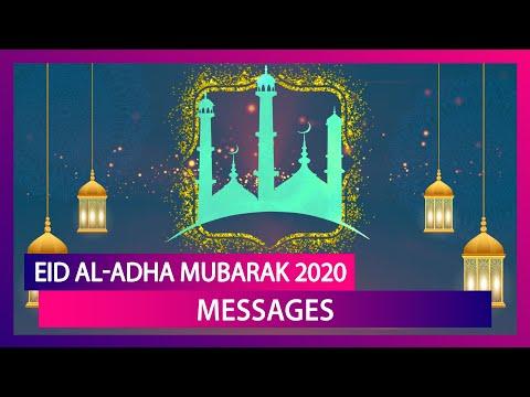 , title : 'Eid al-Adha Mubarak 2020 Messages in Urdu: Celebrate Eid al-Adha With These Bakrid Wishes & Images'