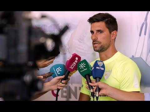"""Adrián: """"Es importante formar un grupo, la Liga empieza en un mes"""""""
