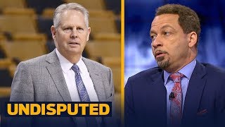 Chris Broussard loves Ainge's comments about the Eastern Conference post-LeBron   NBA   UNDISPUTED
