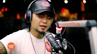 "Jireh Lim Sings ""Pagsuko"" LIVE On Wish 107.5 Bus"