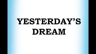 Yesterday's Dream - ABC Kids