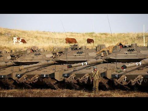 Οργή του Ιράν για τα ισραηλινά χτυπήματα στη Συρία