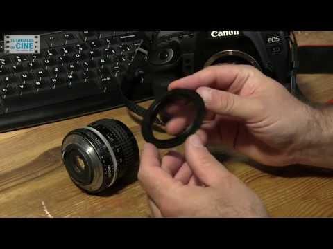 TRUCO: Macrofotografía con objetivos invertidos
