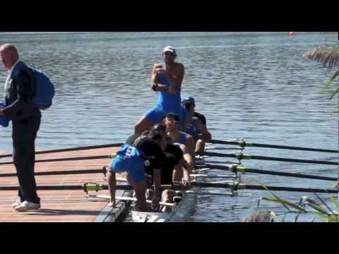 Europei di canottaggio a Varese: i protagonisti