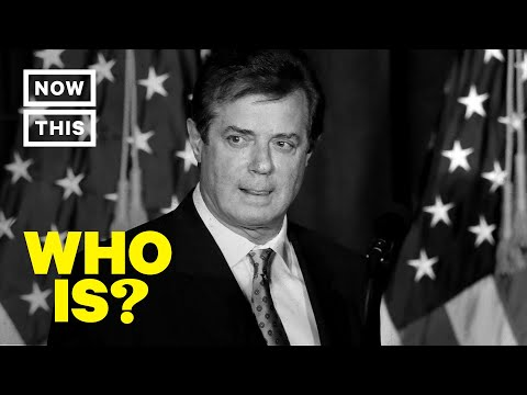 Who is Paul Manafort? Narrated by Myq Kaplan | NowThis