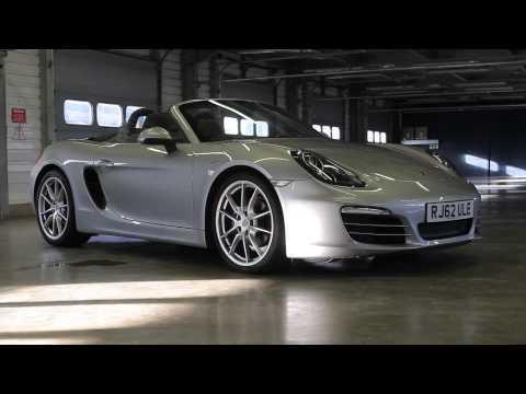 Snapshot Review: Porsche Boxster