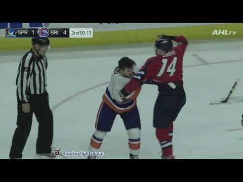Kyle Burroughs vs. Joel Lowry