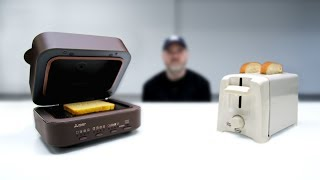 World's Most Expensive vs Cheapest Toaster