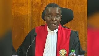Chief Justice Maraga issues a clear directive, warns against misbehavior