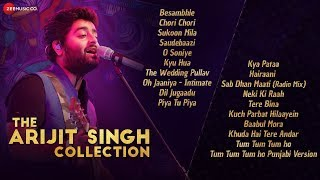 The Arijit Singh Collection - Audio Jukebox