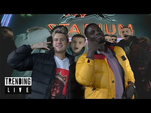Marcel And Jimmy Recreate Blazin Squad's 'Love On The Line' Video | Trending Live