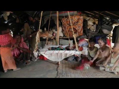 Φοβούνται να επιστρέψουν στη Μιανμάρ οι πρόσφυγες Ροχίνγκια