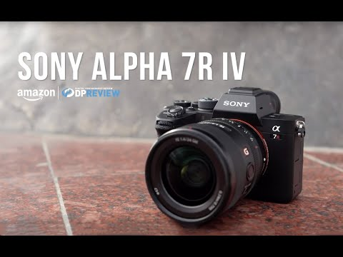 Sony a7R IV Product Overview