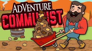 IN COMMUNIST STATE, POTATO CLICK YOU - AdVenture Communist Gameplay