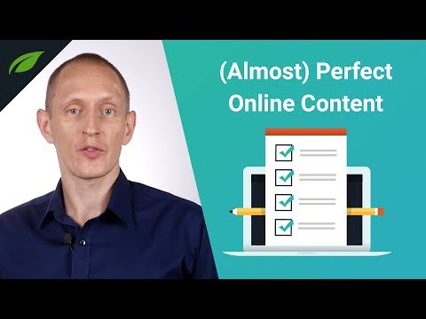 What Are the Building Blocks of Extremely Good Online Content?