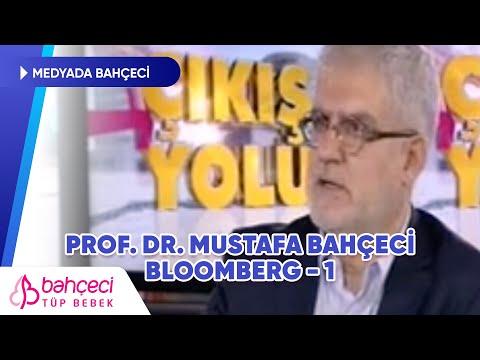 Bloomberg TV – ÜRSAK (Üreme Sağlını Koruma Derneği) – Prof. Dr. Mustafa Bahçeci