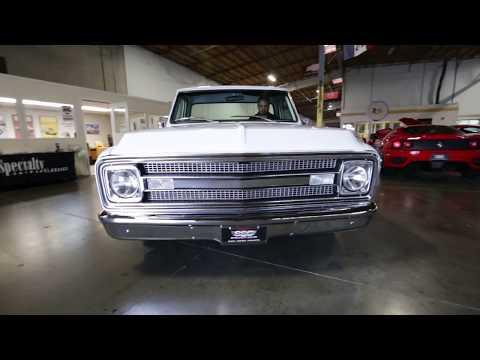 Video of '72 C10 - MBVN