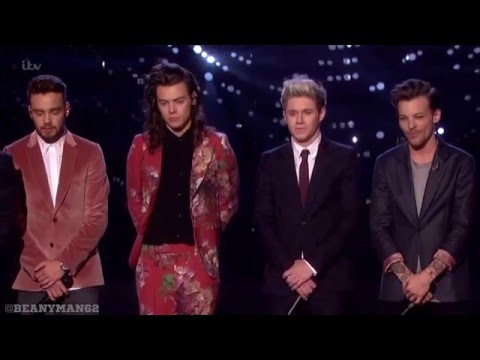 One Direction last performance on the XFactor (видео)