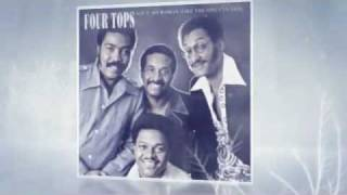 THE FOUR TOPS (featuring ARETHA FRANKLIN) white christmas