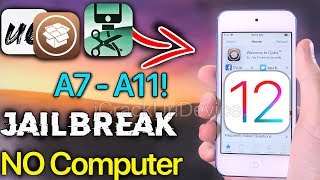 uncover jailbreak ios 12 tutorial - Thủ thuật máy tính