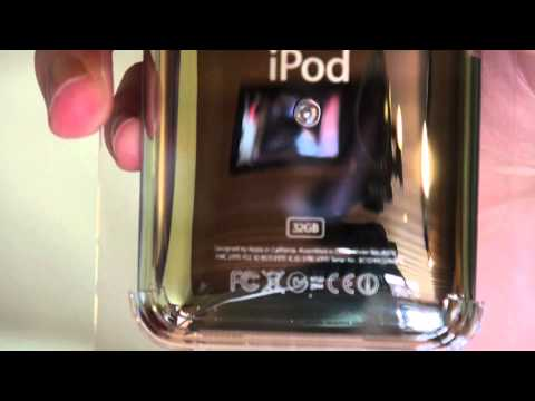 Unboxing - iPod Touch 3G 32GB + Belkin Tasche (Deutsch/German) [FULL HD]