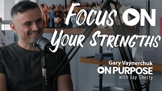 Gary Vee & Jay Shetty ON How To Stop Caring What People Think Of You | ON Purpose Podcast Ep.19