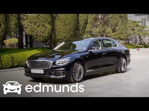External Review Video wlSbZU7Zhow for Kia K9 / K900 Sedan (2nd gen)