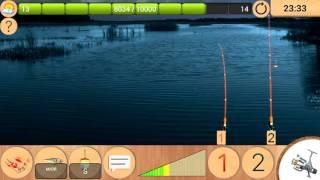 Реальная рыбалка игра на Android №13 Цель разряд.