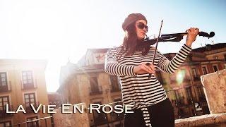 LA VIE EN ROSE Violin played by Tania Armesto