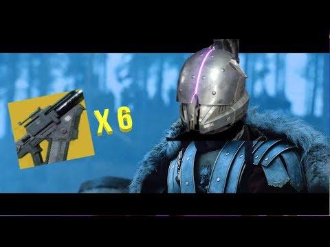 SIX SKYBURNER'S OATHS In Iron Banner - Destiny 2 Shadowkeep