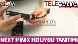 Next Minix HD Uydu Alıcısı   telepanya.com   Sipariş Hattı : 0212 220 07 20