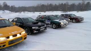 Subaru Impreza Mass Start