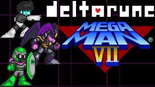 Download deltarune - Rude Buster [Mega Man 7 Style] Youtube