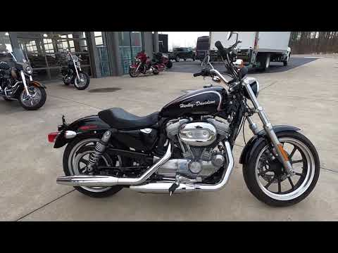 2017 Harley-Davidson SuperLow XL883L