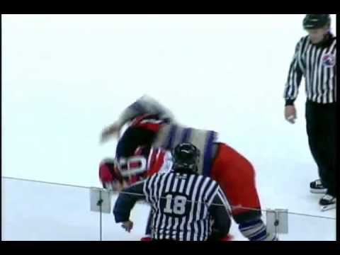 Lane MacDermid vs. Kyle Neuber