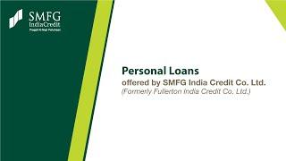 Get Instant Personal loan online | Fullerton India